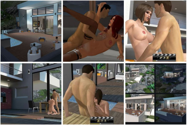 3D Chat Adult Game